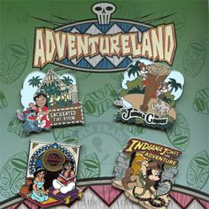 Accessory - Booster Set - Adventureland® Area