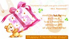 Friendship Day Sayings #friendshipday