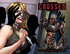 Crossed Badlands #66