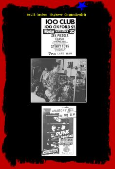 the-clash-photographies-100-club-londres-1976-09-20-1