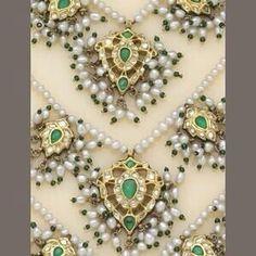 Details of a 7 string Rani haar