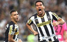 BotafogoDePrimeira: Botafogo aposta em Tanque Ferreyra   decisivo e ma...