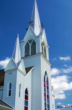 Hermansberg Lutheran Church, USA