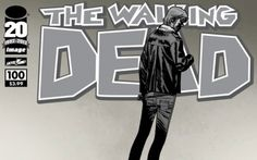 The #100 issue of Robert Kirkman's comic series, The Walking Dead, took the top spot for July in the comic sales charts. This highly anticipated issue sold over 380,000 copies in July, which was ahead of Avengers VS. X-Men by Marvel comics.