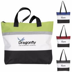 AP8090 - Atchison(R) Standing Room Only Tote #atchison #livebicgraphic
