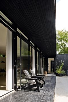 Danish Summer Home by Architect Rasmus Bak