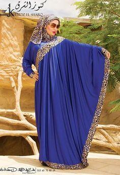 abaya hijab fashion 12