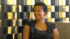 Sara Tavares (singer, composer, guitarist, percussionist) born in Lisbon, Portugal on February 1, 1978