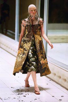 Alexander McQueen, Spring/Summer 2001, Ready to Wear