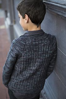 Rory cardigan design on Ravelry by The Restless Knitter. Great boys' designs are sooo hard to find!