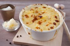 Recette de Gratin de pommes de terre à la dauphinoise