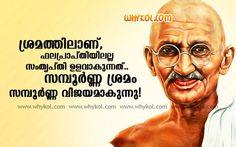 Pdf Free Mahatma Gandhi Quotes Malayalam