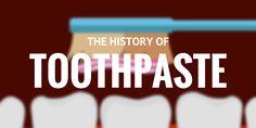 Tandpastaen blev brugt helt tilbage for 7000 år siden af de gamle egyptere. Se mere om tandpastaens historie her!