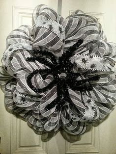 Out On a Wing and a Prayer Black Wreath, Wreaths For Sale, Burlap, Prayers, Wings, Halloween, Antiques, Wedding, Vintage
