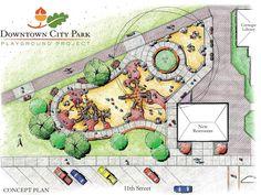 park pavilion plan - Google Search: