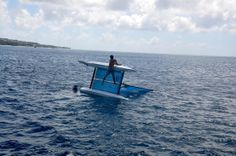 Taking control  R & R Catamaran Cruising Barbados - Blog