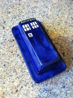 TARDIS Butter Dish Holds More Butter Than You Can Possibly Imagine