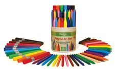 5 Eco-Friendly Art Supplies for Green Kids | Inhabitots