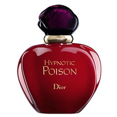 Dior Hypnotic Poison Eau de Toilette The magnetic seduction of Dior heightened by sensual and captivating vanilla. Exuding a brazen, conquering spirit, Hypnotic Poison Eau de Toilette is an intriguing oriental fragrance that breaks with convention. Christian Dior Hypnotic Poison, Christian Dior Perfume, Parfum Poison, Parfum Dior, Dior Fragrance, Perfume Versace Mujer, Beauty Products, Lotions, Fragrance