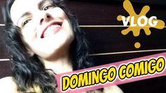 VLOG - Domingo comigo | Luciana Queiróz