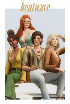 Sims 4 Teen, Sims Four, Sims 4 Mm Cc, Sims 4 Mods Clothes, Sims 4 Clothing, Maxis, Sims 4 Cas Mods, The Sims 4 Cabelos, The Sims 4 Packs