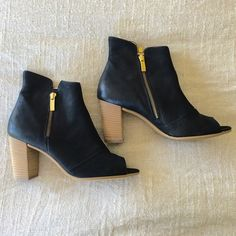 9a59b879b74 Paul Green Peep Toe Booties DESIGNER SALEEVERYTHING MUST GO! Buy now to  ship today!
