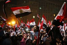 Egypt military coup | Ousted Egyptian President Mohamed Morsi is under house arrest after the military dissolved the country's constitution, triggering jubilation and fireworks in the streets of Cairo on Wednesday.