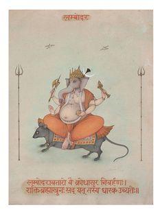 Lambodar - Ganesh Ganesh Names, Ganesh Ji Images, Navratri Puja, Lord Photo, Jai Ganesh, Lord Ganesha Paintings, Happy Mother Day Quotes, God Pictures, Hindu Art