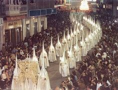 Semana Santa in Cartagena - Spain is very famous for numerous events held during Semana Santa or Holy Week.