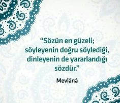 Hz.Mevlânâ