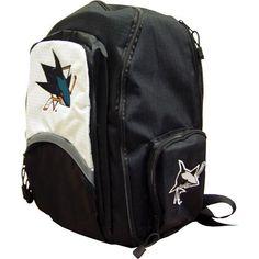 San Jose Sharks backpack