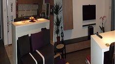 renovare cu proiect Loft, Space, Bed, Table, Wordpress, Furniture, Home Decor, Floor Space, Decoration Home