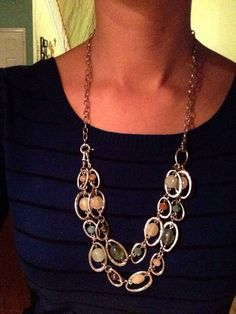 Sugar Rush - 2 strands: I found 17 ways to wear this necklace and somehow missed this one?!