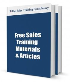 Free Sales Training Materials