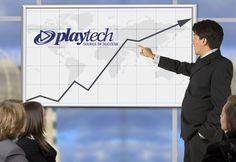 Playtech отчиталась о сильном росте в первом полугодии 2015 года.  Один из крупнейших в мире производителей игорного оборудования и решений, международная компания Playtech, опубликовал финансовый отчет за первое полугодие 2015 года.