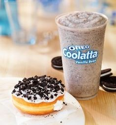 News: Dunkin' Donuts - New Oreo Donuts and Coolattas | Brand Eating