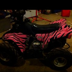 this shall be my next four wheeler.