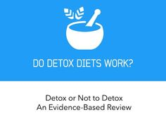 Do Detox Diets Work? An Evidence-Based Review | KetoDiet Blog Ketogenic Diet Plan, Ketogenic Lifestyle, Quality Foods, Free Diet Plans, Detox Diets, Liver Cleanse, Detox Program, Detox Recipes, Amino Acids