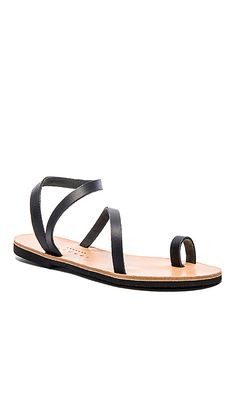 Shop for isapera Foam Sandal in Black at REVOLVE. Free 2-3 day shipping and returns, 30 day price match guarantee.