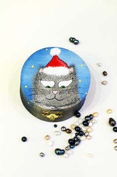 image 0 image 1 image 2 image 3 image 4 image 5 image 6 image 7 image 8 image 9 🔎zoom  Request a custom order and have something made just for you.  This seller usually responds within 24 hours. Cat Christmas gift boxes hand painted, wood cat jewelry box, cat gifts for cat lovers keepsake box, cat lover gift handmade painted  #christmas #christmasgifts #cat #holiday #holidaygifts #christmaspresents #kids #children #best #art #artwork