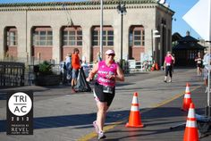 On the turn around of the 5K