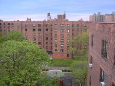 Bronxdale Projects ~ Soundview, the Bronx, New York