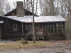 Elkmont - Ghost Town - Tennessee
