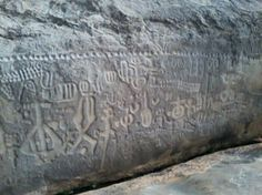 The Inga Stone; Why does it depict Stars and Constellations? | Earth. We are one