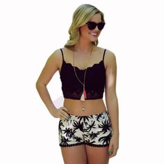 Premium Wholesale High Quality Beach Shorts High Waist Shorts Gifts Women Sexy Hot Pants Summer 1 pc Shorts Beach Shorts