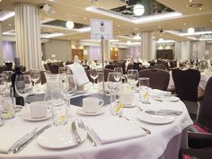 Events at The Royal Yacht  www.theroyalyacht.com