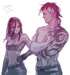 Daken and Laura