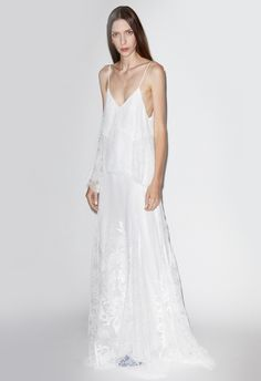 Houghton Spring 2014 Wedding Dress - Wear  a dress that fits you!