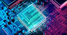 Quantum computers could give machine learning algorithms a dramatic speed up. But how far off are we really from quantum machine learning? Electronics Projects, Computer Projects, Computer Chip, Computer Build, Electronics Accessories, Windows Xp, Cpu Wallpaper, Delivery Robot, Quantum Mechanics