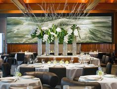 The swanky restaurant Le Bernardin delivers some of the finest and freshest fish in all of NYC